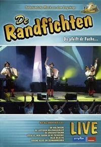 Cover De Randfichten - Live [DVD]